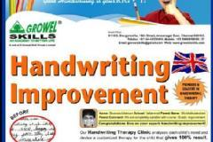 Handwriting and Writing Speed Improvement Workshop
