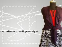 Learn to sew your own Garments.