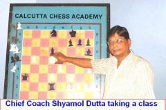 Chess Coaching Class in South Kolkata