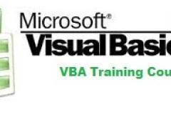 VBA Training Course
