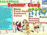 Summer Camp Classes