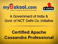 Certified Apache Cassandra Professional