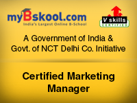 Certified Marketing Manager