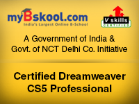 Certified Dreamweaver CS5 Professional
