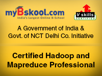Certified Hadoop and Mapreduce Professional