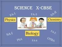 Science X-CBSE