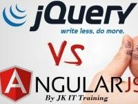 AngularJS JQuery Training