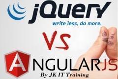 AngularJS JQuery Training