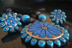 Terracotta Jewellery Making