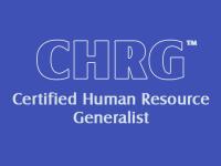 Certified Human Resource Generalist
