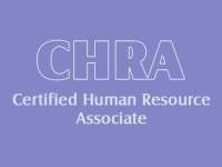 Certified Human Resource Associate