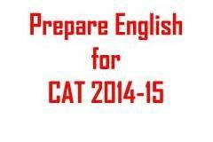 Prepare English for CAT