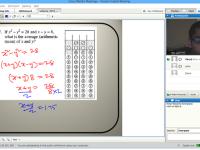 SAT 2 Math Online Coaching