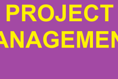 Project Management Online Classes