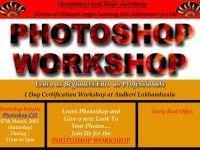 Certification in basic photoshop