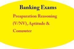 Aptitude & Reasoning & Computer