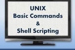 Learning Unix and Unix Shell scripting