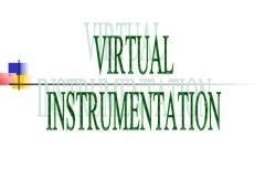 Virtual Instrumentation through LabVIEW