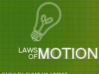 Complete Laws of Motion course for JEE Main/Advanced/BITSAT/Class 12 Board