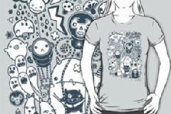 Create beautiful t-shirt Designs & graphics using Photoshop