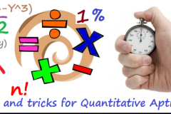 Quantitative aptitude in 7days