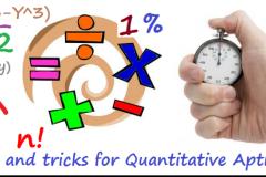 Quantitative aptitude in 7days