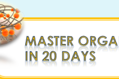 Master Organic Chemistry in 20 Days
