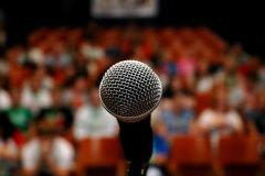 Become a star public speaker
