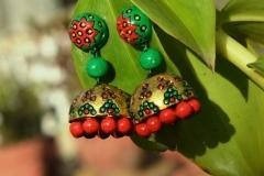 Terracotta Jewellery Making Workshop for just Rs.1500/.Hurry Limited seats only