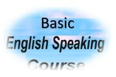 English Speaking Basics