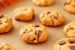 Freshly baked Eggless Cookies