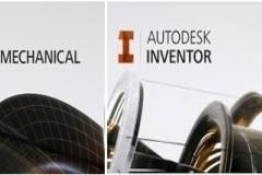 Learn AutoCAD Mechanical (2D) & Autodesk Inventor 3D Modelling- Mechanical Engg Learn for Better Career in Design