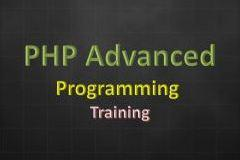 PHP Programming ( Advanced ) Training
