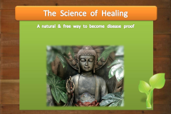 The science of healing