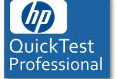 Certificate in HP QTP or UFT
