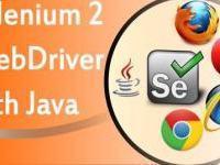 Selenium Webdriver Online Training with core JAVA