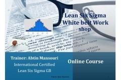 Lean Six Sigma White Belt