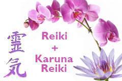 Complete Reiki + Karuna Reiki