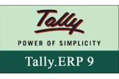 Tally 9 ERP Accounting  module
