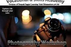 Certification in Basic Photography