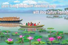 Learn to Sing Malayalam Devotional Songs with Voice Culture Training