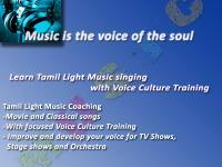 Tamil Light Music Coaching