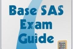 Base SAS Global Certificate Exam Preparation