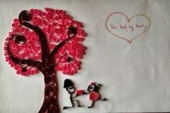 Learn to make best greeting cards for this valentines day