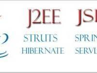Complete Java Training with J2ee, HIbernate,Spring & Webservices