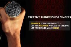 Creative Thinking for Singers - A Special Guided Imagery to Enhance Singing Style