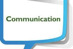 Communication Training (English) - Part/Full Time