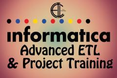 Informatica Advanced ETL & Realtime Project Training