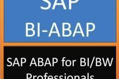 SAP ABAP for BI/BW Professionals