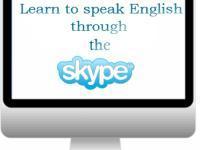 On-line Spoken English Classes